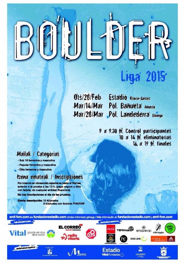 cartel boulder liga 2015